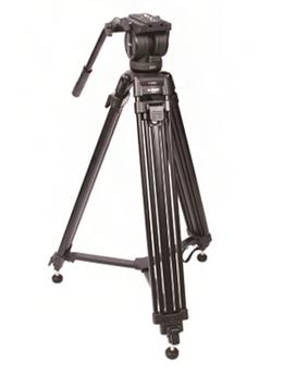 What do you need to pay attention to when positioning the camera tripod?