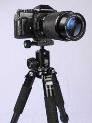 Camera tripod manufacturers talk about the problems that the camera needs to pay attention to when shooting with the track